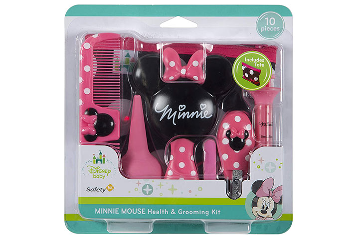 Disney Minnie Mouse Health & Grooming Kit