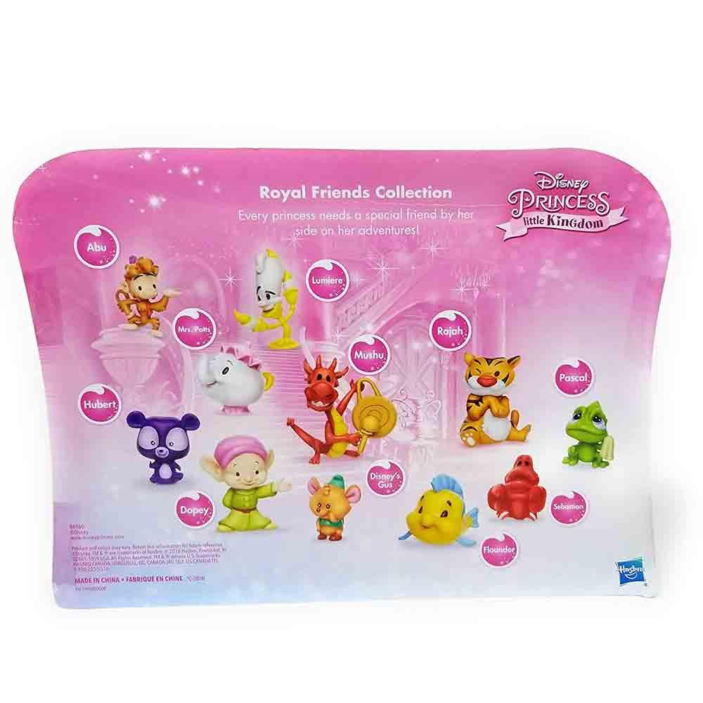 Disney Princess Little Kingdom Royal Friends Collection