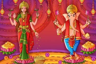 दीवाली पर लक्ष्मी-गणेश का पूजन क्यों किया जाता है? | Diwali Par Laxmi Ganesh Ki Puja Kyon Karte Hain