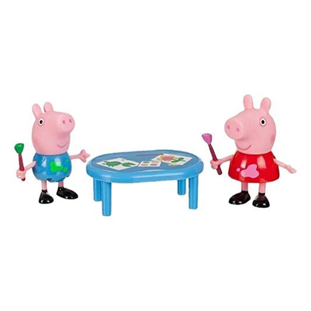 Peppa Pig Drawing Class