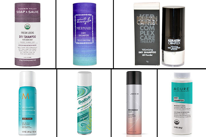 Dry Shampoos For Dark Hair In 2020