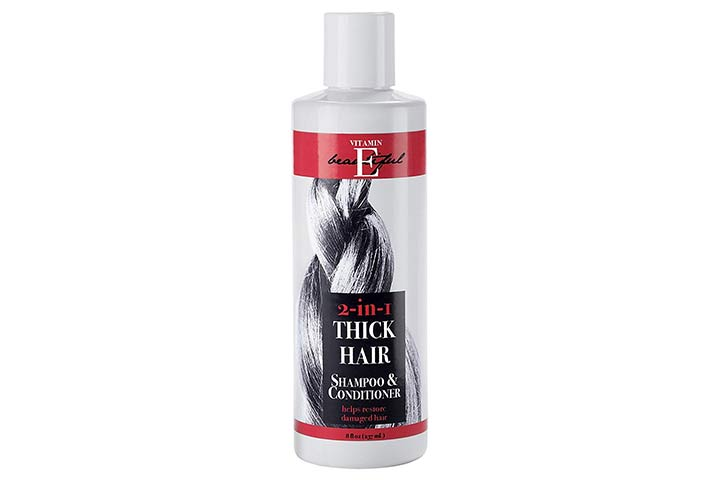 Easy Comforts Vitamin E 2-in-1 Shampoo & Conditioner