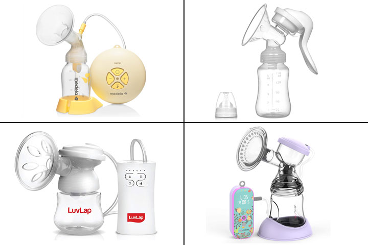 Electric Breast Pump In India To Buy-1