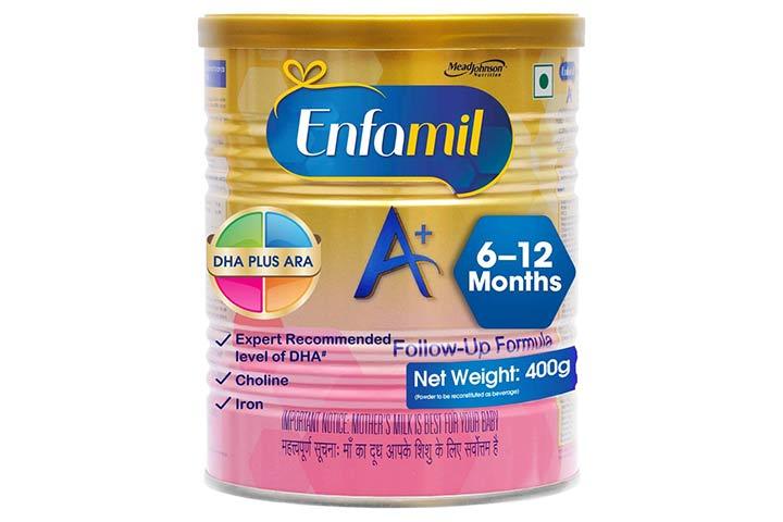 Enfamil A + Stage 2 Formula