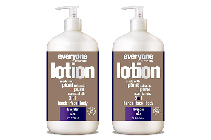 Everyone Lotion With Lavender