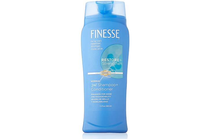 Finesse 2-In-1 Texture Enhancing Shampoo And Conditioner