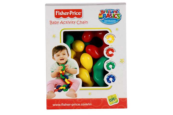Fisher-Price Baby Activity Chain