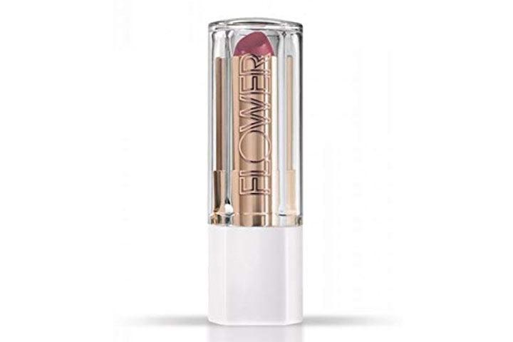 Flower Beauty Petal Pout Lipstick (Coral Crush - Cream)