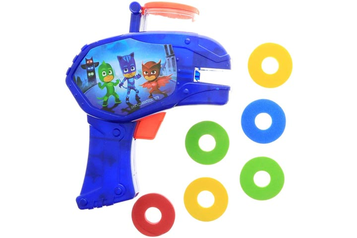 Foam Disc Launcher