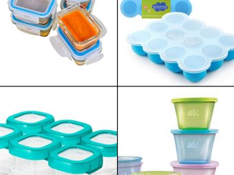 11 Best Baby Food Storage Containers In 2020
