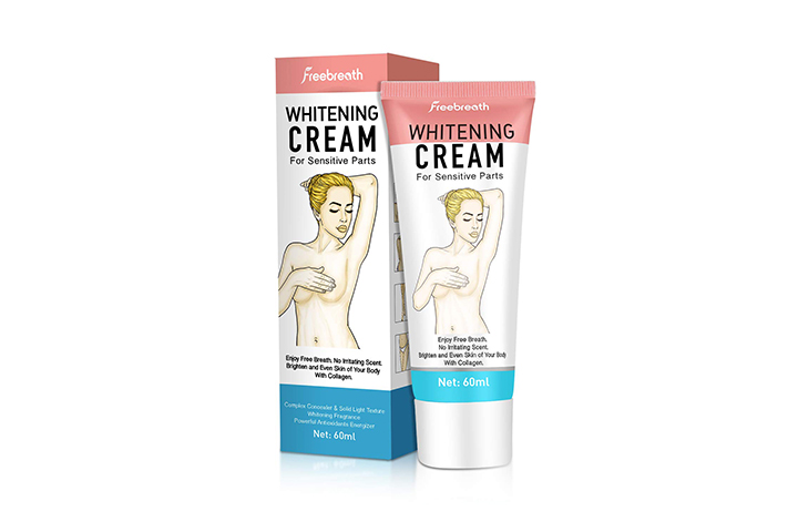 Free Breath Whitening Cream