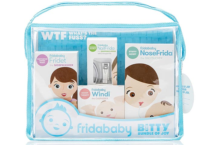 Fridababy Healthcare and Grooming Kit