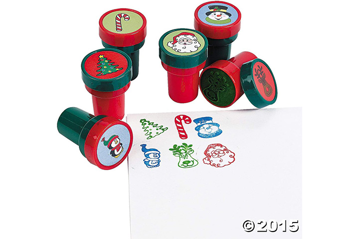 Fun Express Holiday Stampers