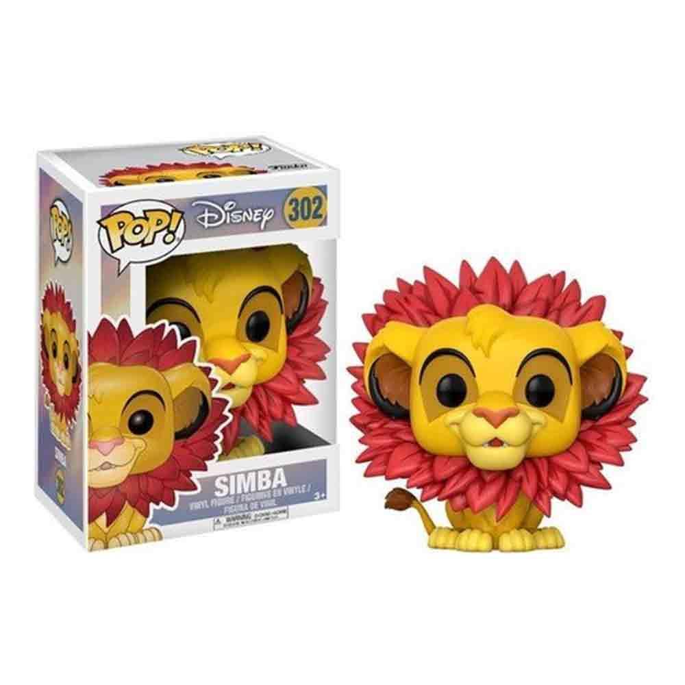Funko Pop Disney Lion King