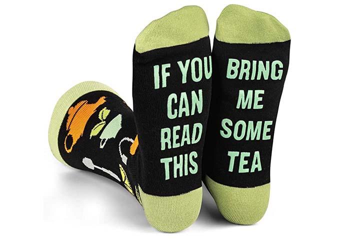 Funny Dress Socks For Men and Women