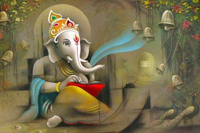 भगवान श्री गणेश और धन के देवता कुबेर की कहानी  | Ganesh Aur Kuber Ki Kahani In Hindi