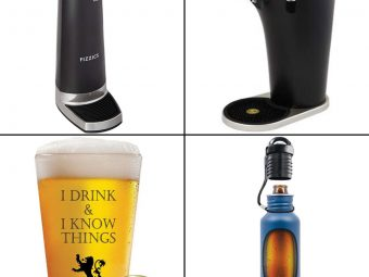31 Best Gifts For Beer Lovers In 2021