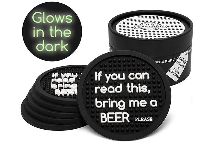 Glow In The Dark Coasters