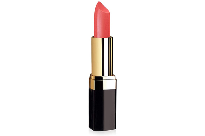 Golden Rose Lipstick Frosted Coral