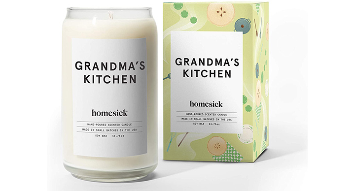 Grandma's Kitchen Homesick Scented Candle