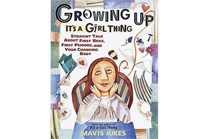 Growing Up It's A Girl Thing