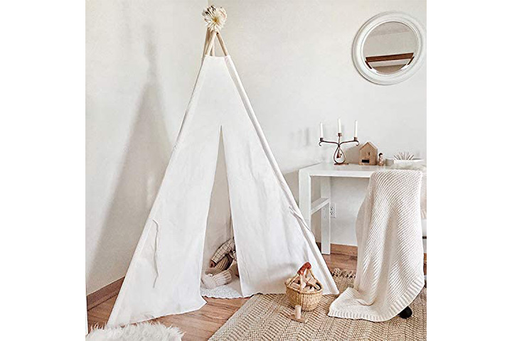 HAN-MM Teepee Tent For Kids