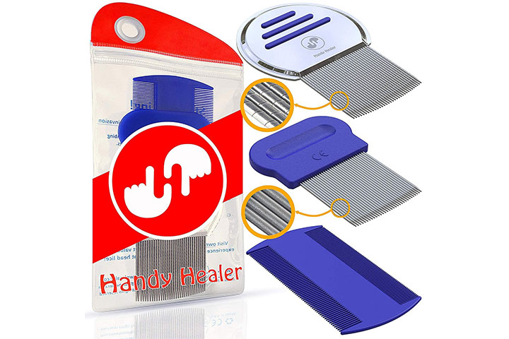 Handy Healer Head Lice Comb
