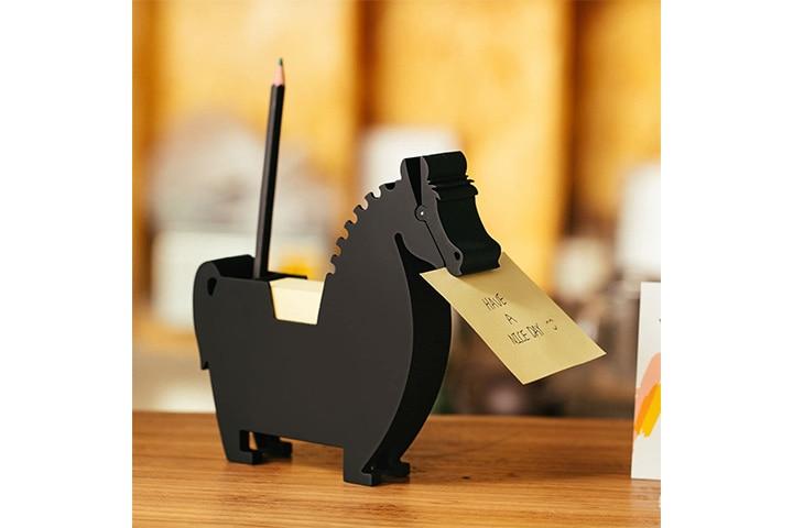 Horse Desk And Workspace Organizer