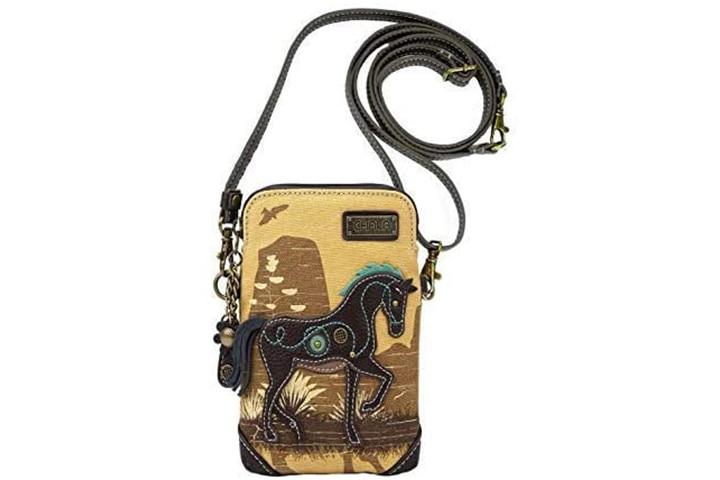 Horse Themed Crossbody Handbag From Chala