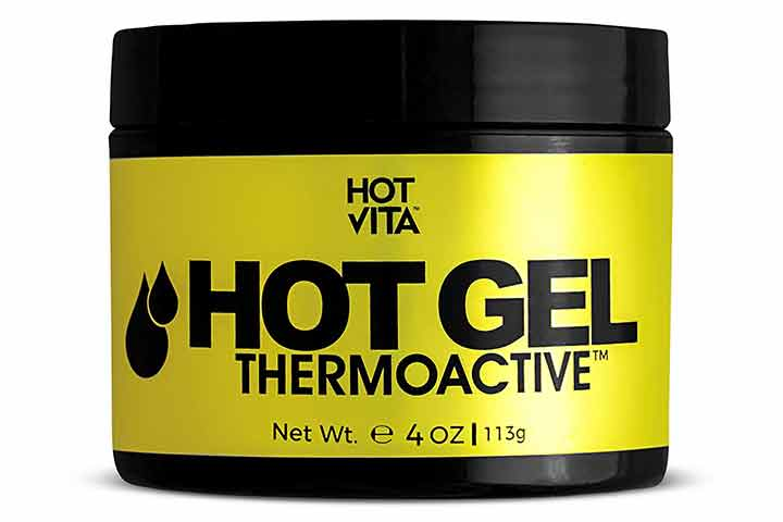 Hot Vita Hot Gel ThermoActive Workout Enhancer Sweat Cream