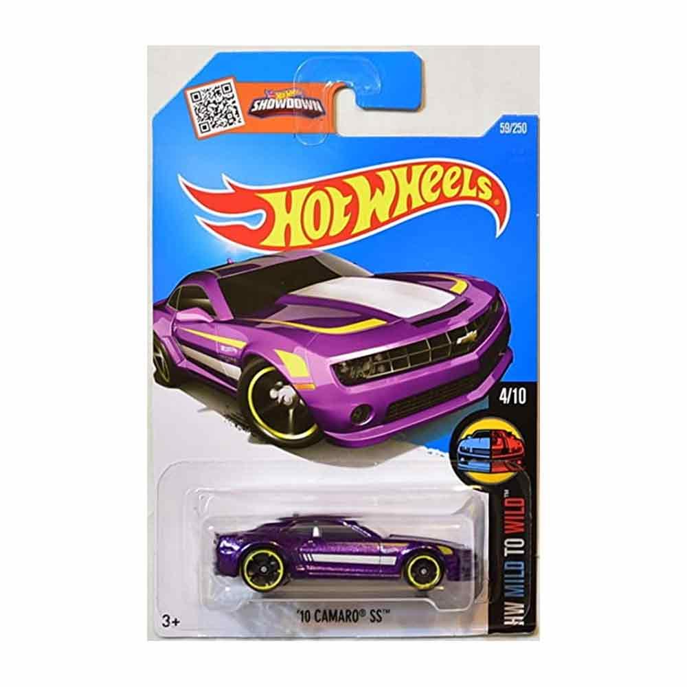 Hot Wheels 10 Camaro SS