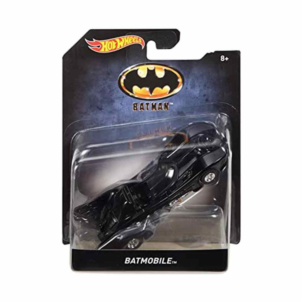 Hot Wheels Batman car