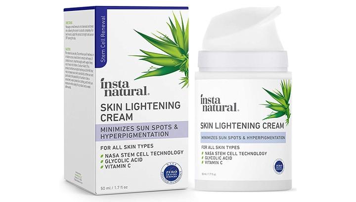InstaNatural Store Skin Lightening Face Cream