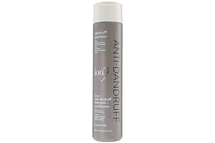 Ion 2-in-1 Anti Dandruff Shampoo & Conditioner