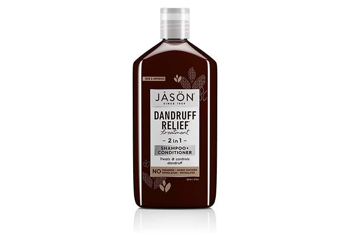 JASON Dandruff Relief 2-in-1 Treatment Shampoo And Conditioner