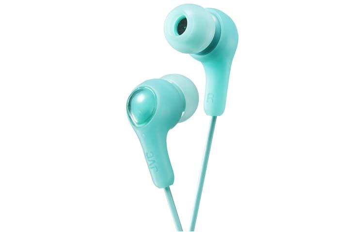 JVC Gumy in Ear Earbud Headphones