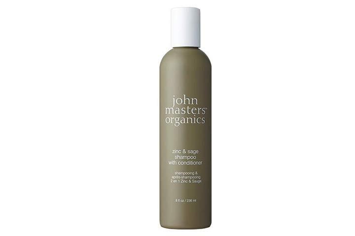 John Masters Organics - Zinc & Sage Shampoo With Conditioner