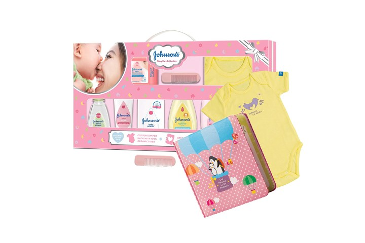 Johnson's Baby Care Collection Baby Gift Set