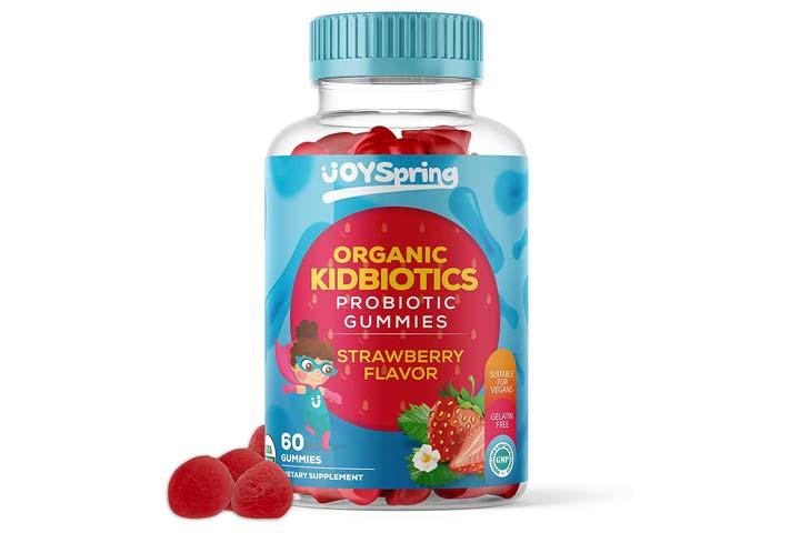 JoySpring Organic Kidbiotics
