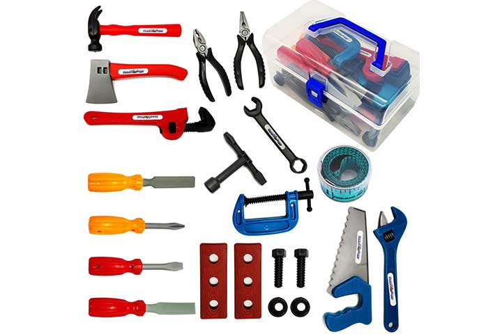 Kejih Toy Tool Set