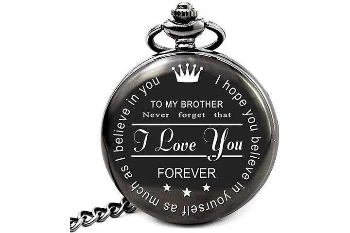 LEVONTA Pocket Watch For Brother
