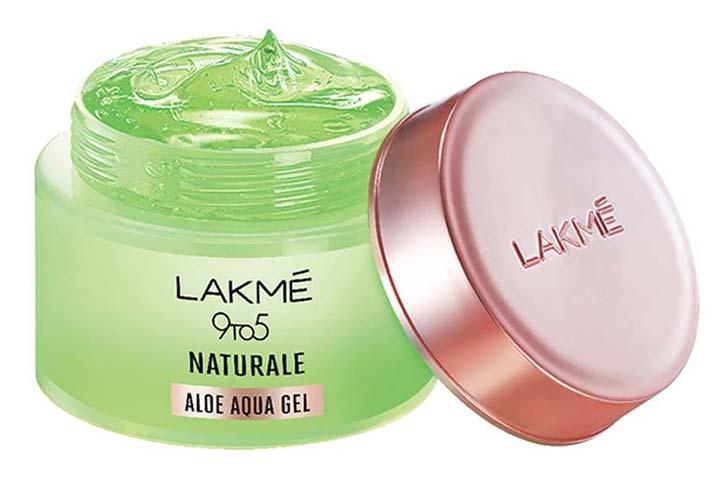 Lakme 9 to 5 Naturale Aloe Aquagel