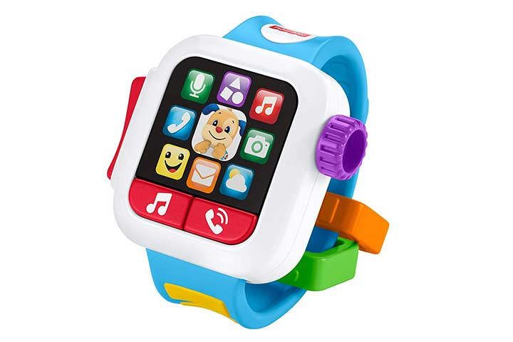 Laugh & Learn Time To Learn Smartwatch
