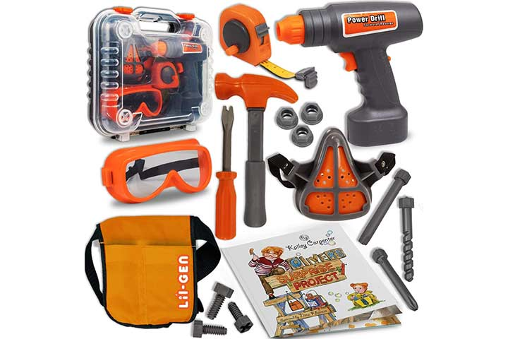 Li'l-Gen Kids Tool Set