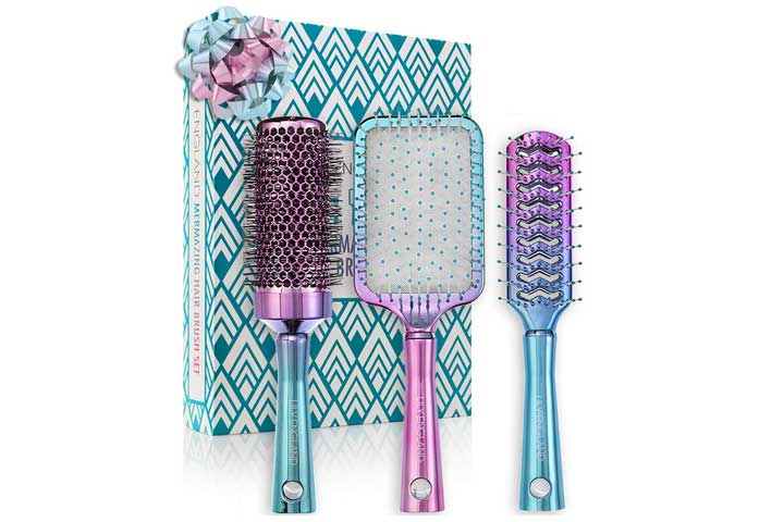 Lily England Hairbrush Set