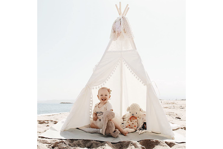 Little Dove Kids Teepee Tent