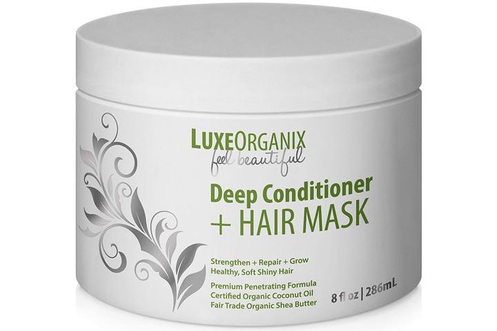 LuxeOrganix Conditioner Hair Mask