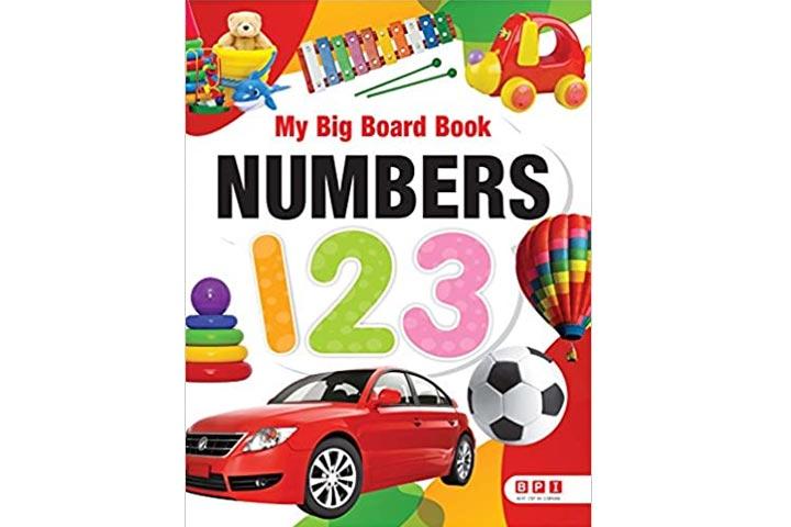 MY BIG BOARD BOOK NUMBERS