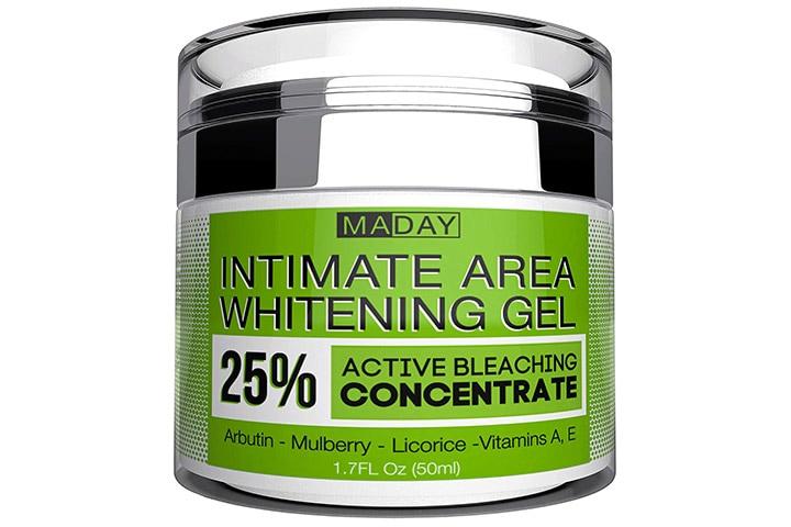 Maday Formula Intimate Area Whitening Gel