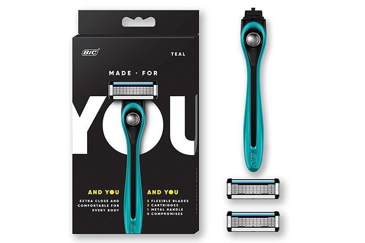 Made For You Shaving Razor